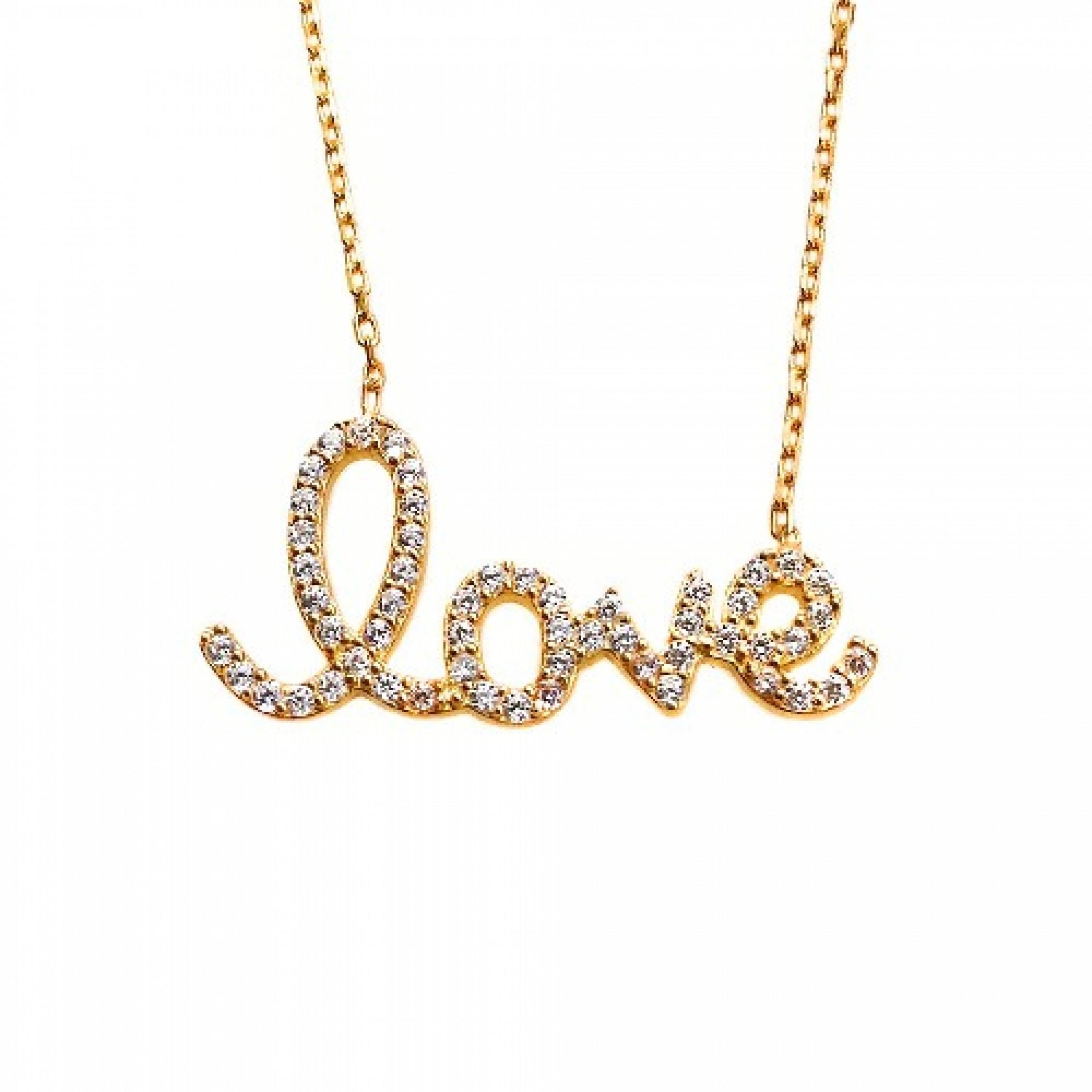 JN-190144 Evil Eye 925 Sterling Silver CZ Necklace Love
